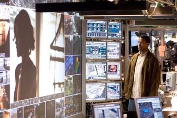 Denzel Washington in una foto del film Deja Vu - Corsa Contro Il Tempo