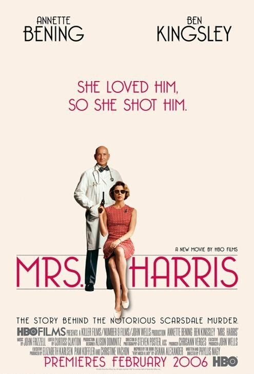 La locandina di Mrs. Harris