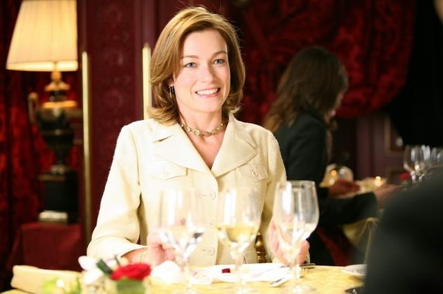 Stefania Rocca in una scena di Commediasexi