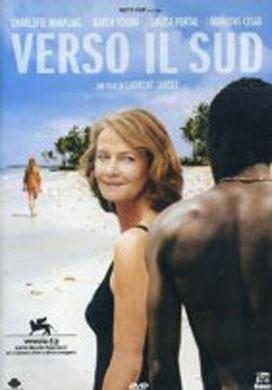 La copertina DVD di Verso il sud