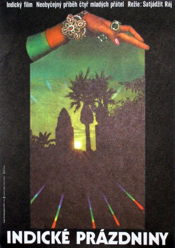 La locandina di Giorni e notti nella foresta
