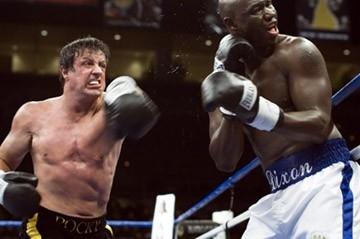 Sylvester Stallone sfida Antonio Tarver in Rocky Balboa