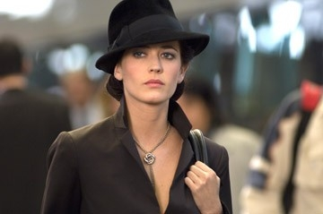 Una splendida Eva Green in una scena del film Casino Royale