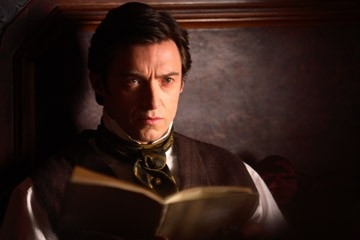 Hugh Jackman in una scena del film 'The Prestige'