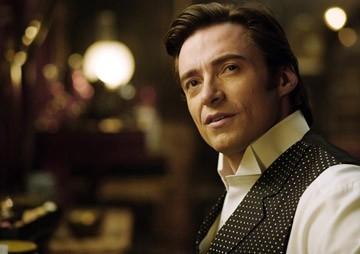 Hugh Jackman in una immagine tratta dal film 'The Prestige'