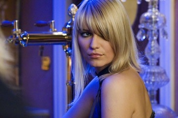 Ivana Milicevic in una scena del film Casino Royale