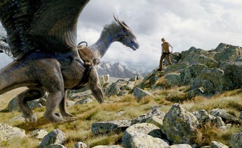 Edward Speleers è il protagonista di Eragon