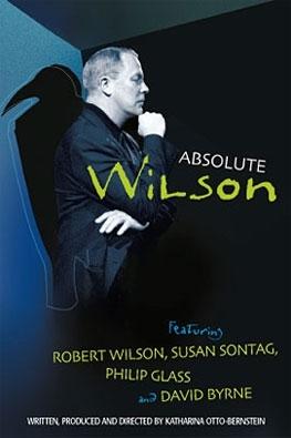 La locandina di Absolute Wilson