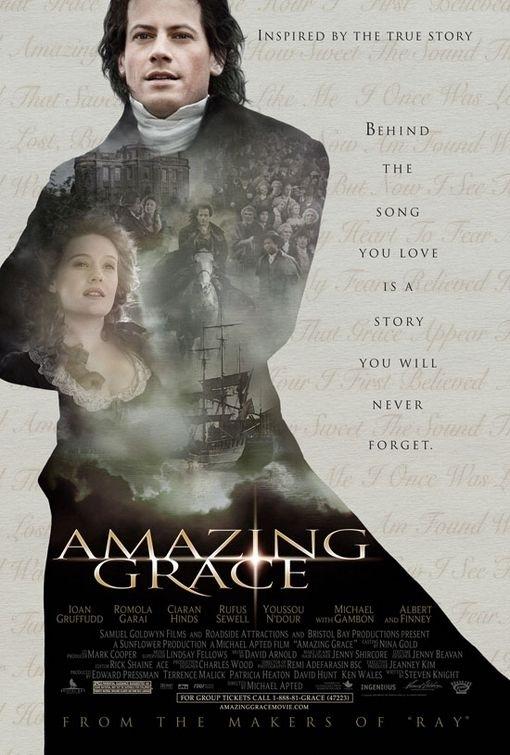 La locandina di Amazing Grace