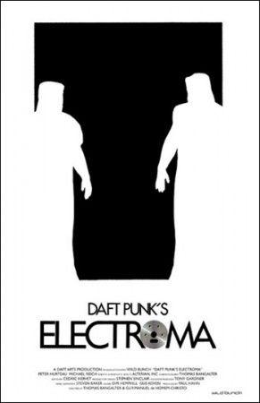 La locandina di Daft Punk's Electroma