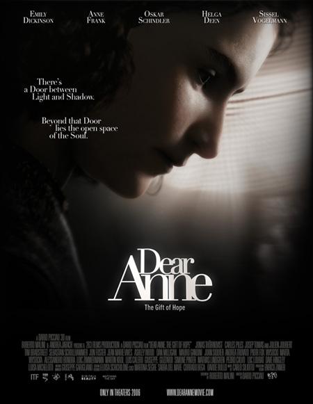 La locandina di Dear Anne
