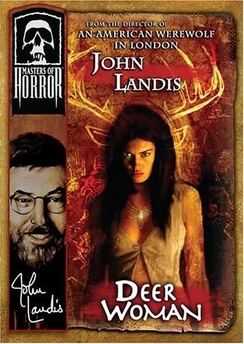 La locandina di Deer Woman