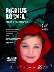 La locandina di Diários da Bósnia