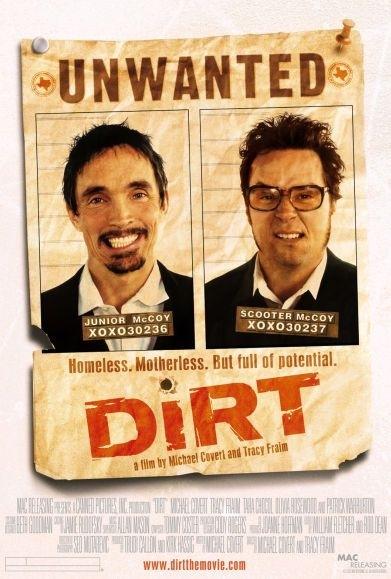 La locandina di Dirt