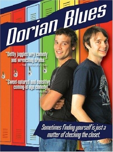 La locandina di Dorian Blues