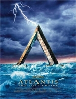 La locandina di Atlantis - l'impero perduto