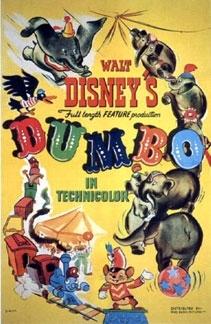 La locandina di Dumbo