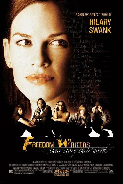 La locandina di Freedom Writers