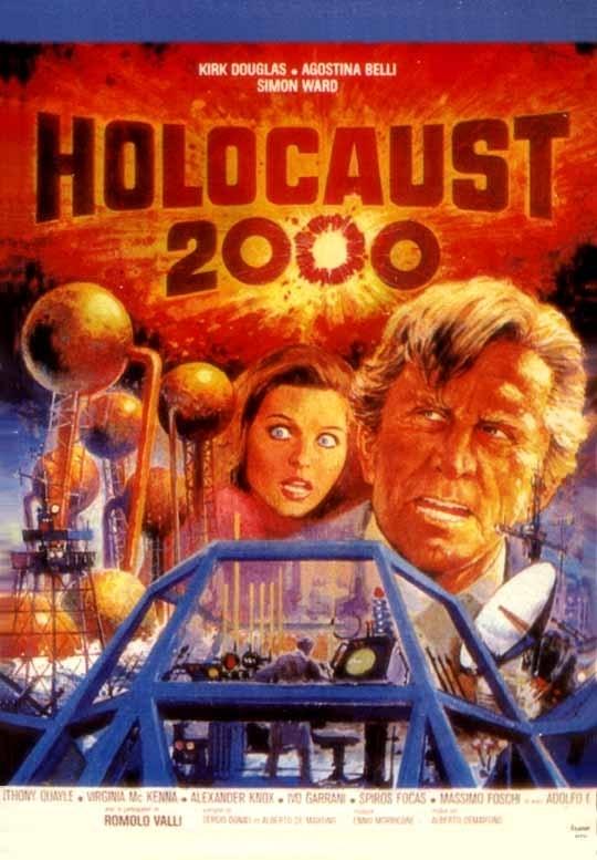 La locandina di Holocaust 2000