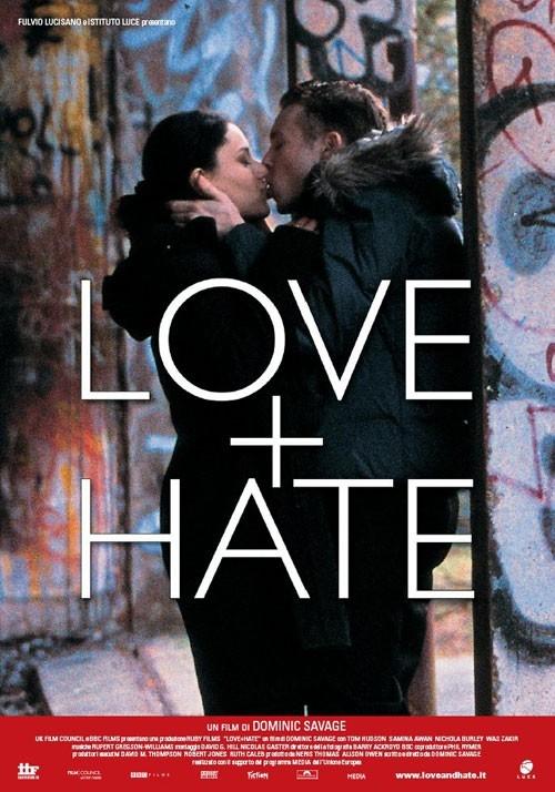 La locandina italiana di Love + Hate