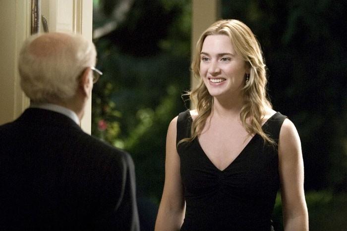 Kate Winslet  è tra i protagonisti de L'amore non va in vacanza