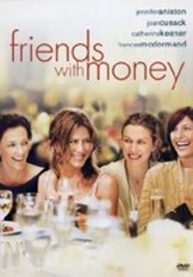 La copertina DVD di Friends with Money