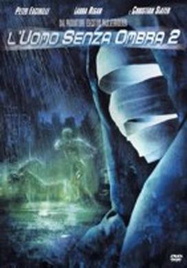 La copertina DVD di L'uomo senza ombra 2