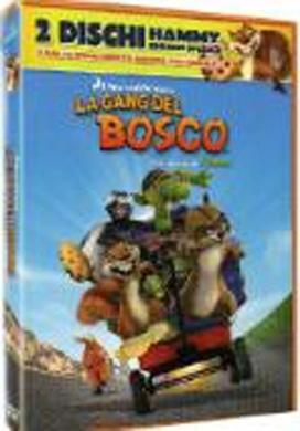 La copertina DVD di La gang del bosco - Special edition