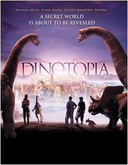 La locandina di Dinotopia