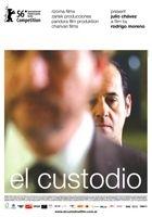 La locandina di El Custodio