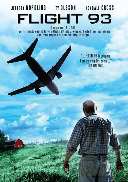 La locandina di Flight 93