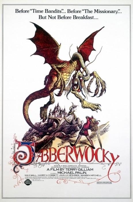 La locandina di Jabberwocky
