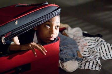 Tyler J. Williams in una scena del film Mi sono perso il Natale