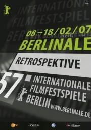 Berlinale 2007: il manifesto della sezione Retrospektive.