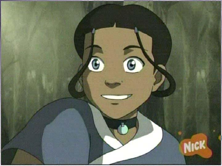 Katara in 'Avatar: The Last Airbender'