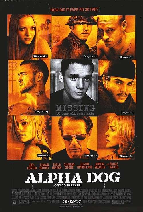 La locandina di Alpha Dog