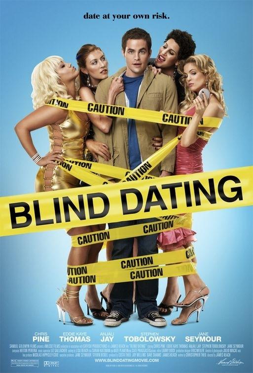 La locandina di Blind Dating