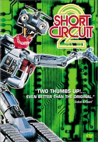 La locandina di Corto circuito 2