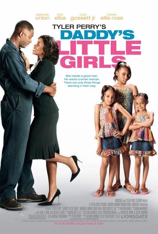 La locandina di Daddy's Little Girls