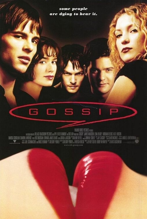 La locandina di Gossip