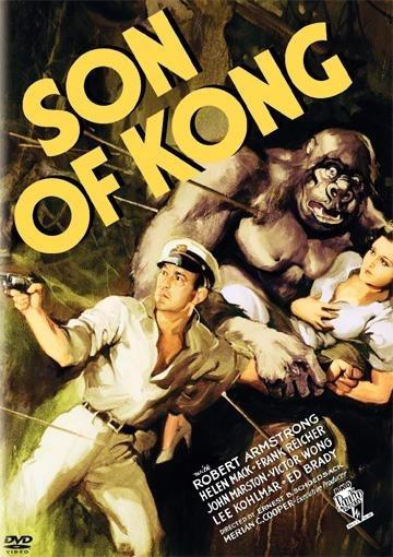 La locandina di Il figlio di King Kong