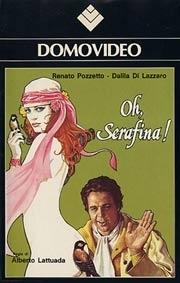La locandina di Oh, Serafina!