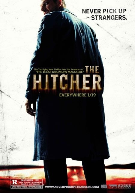 La locandina di The Hitcher