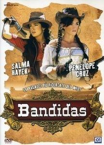 La copertina DVD di Bandidas