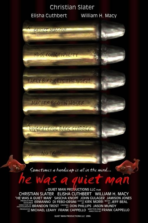 La locandina di He Was a Quiet Man