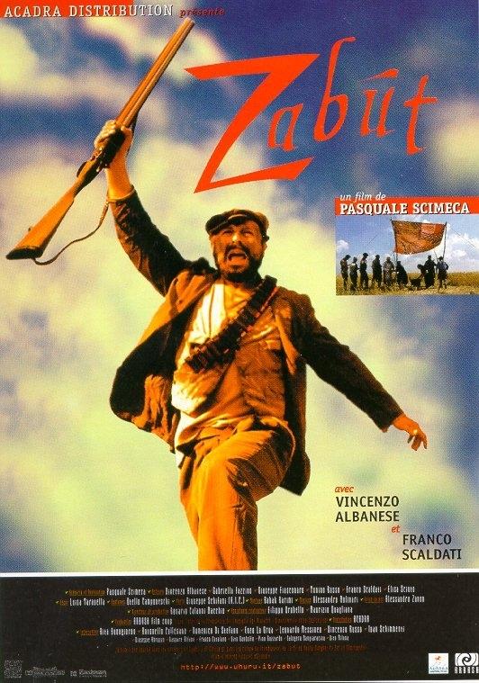 La locandina di I briganti di Zabut