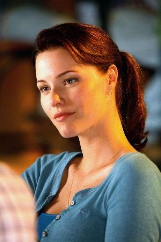Melissa Sagemiller in una scena del film The Guardian