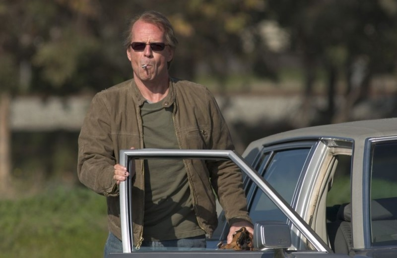 Bruce Willis in una scena del film Alpha Dog