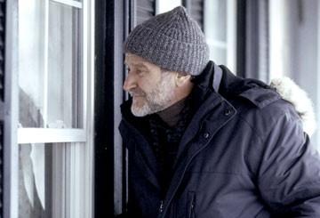 Robin Williams in una scena di Una voce nella notte