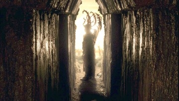 Fernando Hernandez in una scena de L'albero della vita